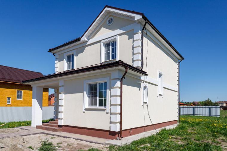 Остекление дачного дома «Дачный ответ». Дизайн-бюро ШКАФ.