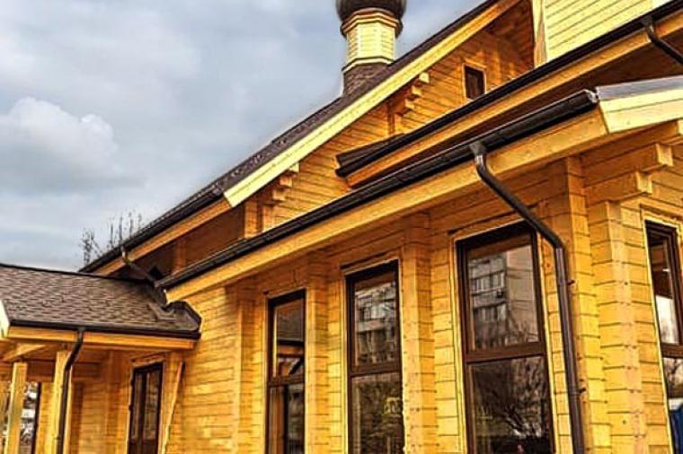 Остекление храма Москва