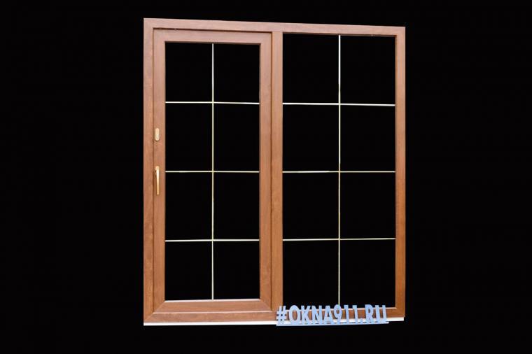 Пластиковая дверь Roto - 1468830871