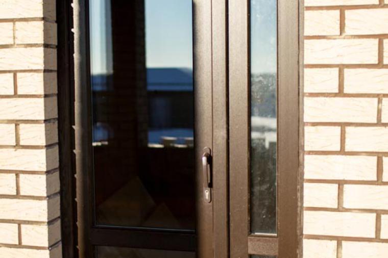 Штульповые пластиковые двери - 63521554