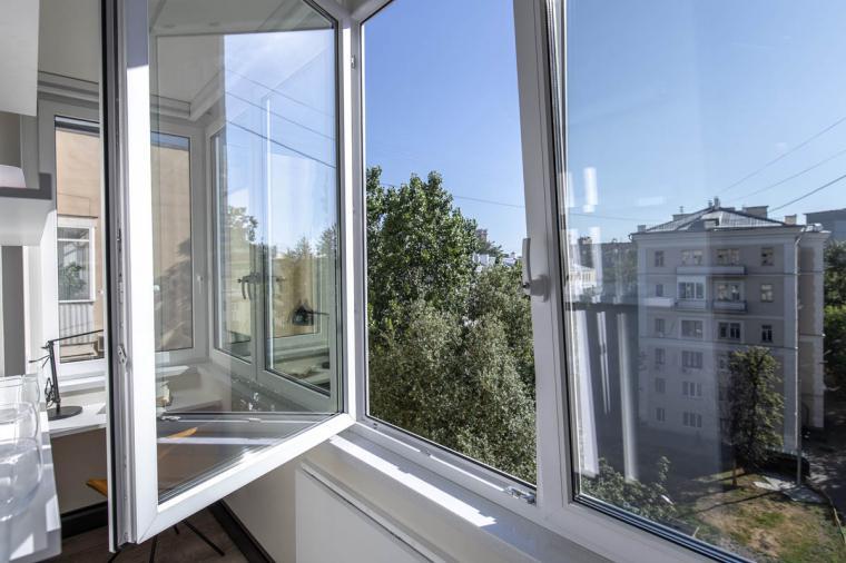 Остекление балконов в Куровском - 1670227971