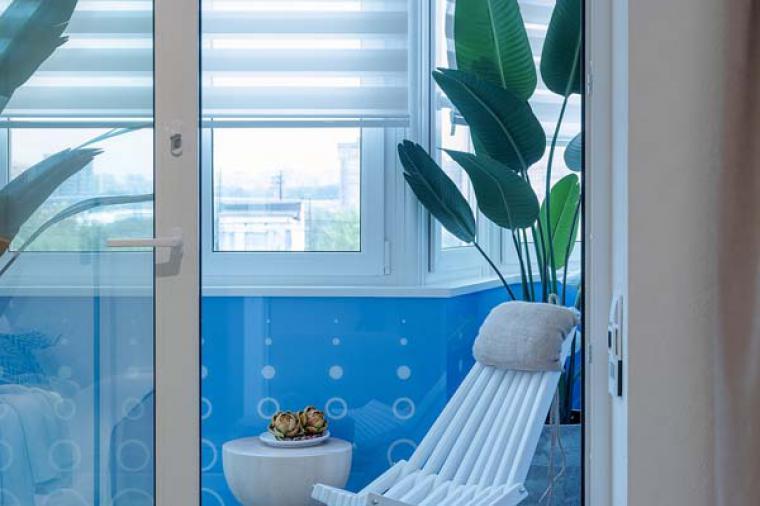 Меняем балконный блок на французское окно - 959806457
