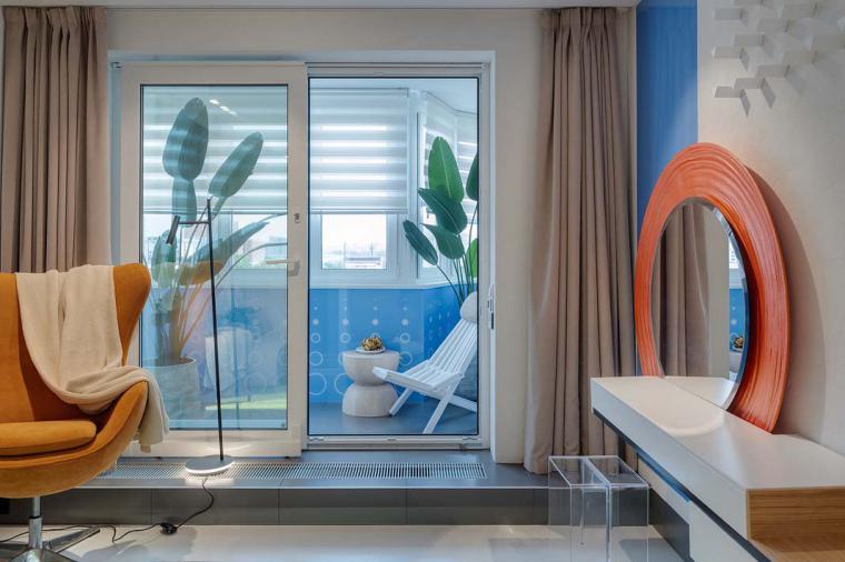 Меняем балконный блок на французское окно - 791023180