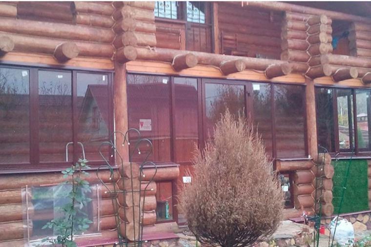 Купить пластиковые окна в Шебаново у производителя - 800503992