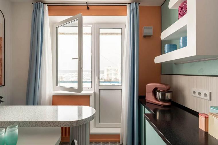 Какие пластиковые окна поставить в квартиру? - 1365727203