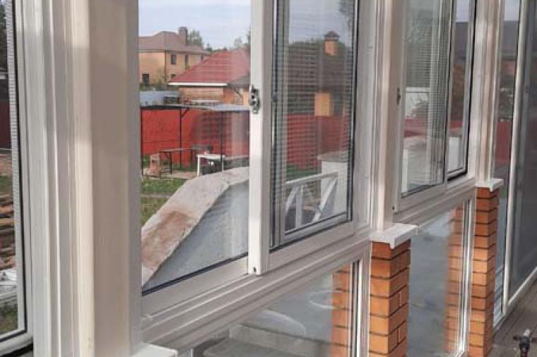 Раздвижное остекление балкона - 1931907101