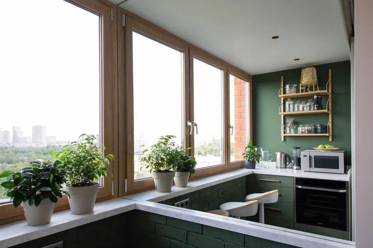 Пластиковые окна для дачи в Крупино - 1225608463