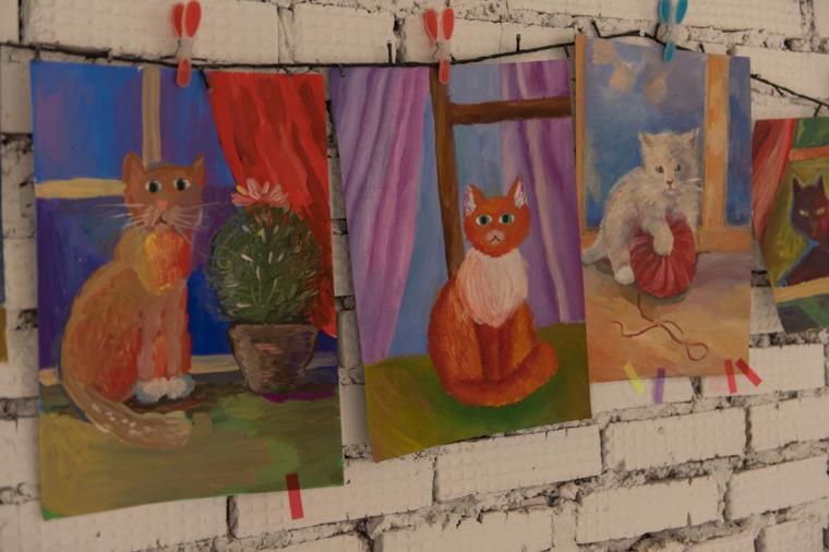 Конкурс детского рисунка - 1087999645
