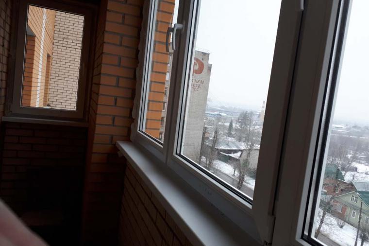 Остекление балконов в Павловском Посаде - 1274144792