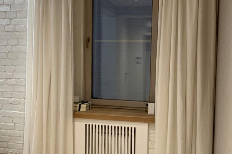Квартира в центре Москвы. Шумоизоляционные окна Rehau Іntelіo 80  - 394295499