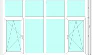 Нестандартные пластиковые окна Павловский Посад, ДК Павлово-Покровский - 205653442