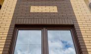 Пластиковые окна в загородном кирпичном доме - 681437896