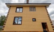 Пластиковые окна в загородном кирпичном доме - 1251514683
