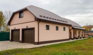 Шоколадно-коричневые пластиковые окна Павловский Посад,  деревня Грибово - 474459197