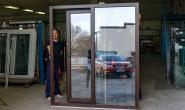 Двери Roto Patio на веранду - 1211555244