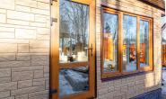 Летняя кухня с большими окнами - 1764771894