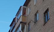 Остекление балконов и лоджий под ключ в Ногинске - 1517470370