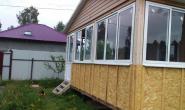 Купить раздвижные окна для террасы и веранды - 1043425523