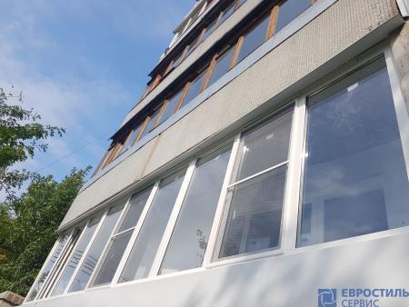 Остекление балкона Павловский Посад - 105886957