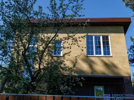Пластиковые окна в дачном доме г. Гжель - 1308684141