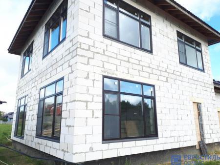"""Пластиковые окна в коттеджном поселке """"Озерный край"""" в Истре - 96389985"""