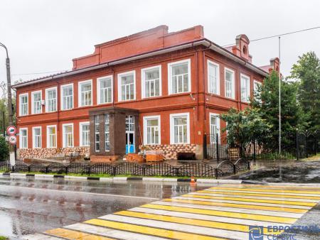 """""""Евростиль-сервис"""" - участник впечатляющего проекта по капитальному ремонту здания школы постройки позапрошлого века  - 327366363"""