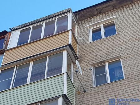 Остекление балконов и лоджий под ключ в Ногинске - 1289976151